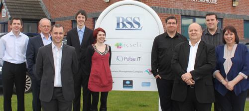 The team at BSS